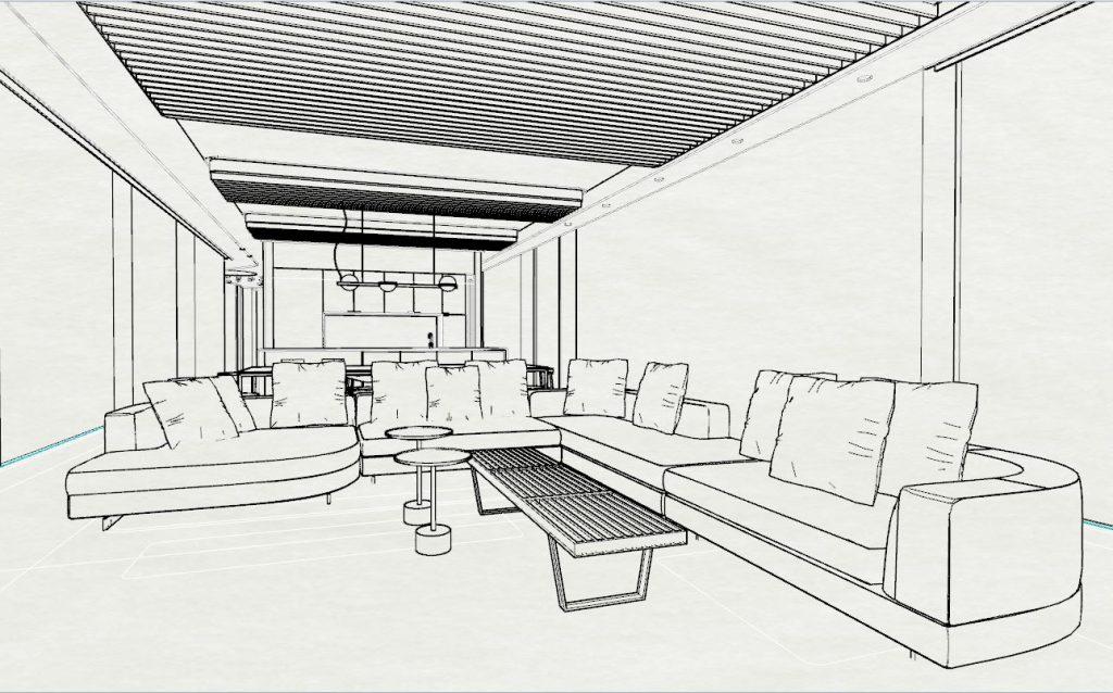 Infografias de arquitectura y diseño 3D