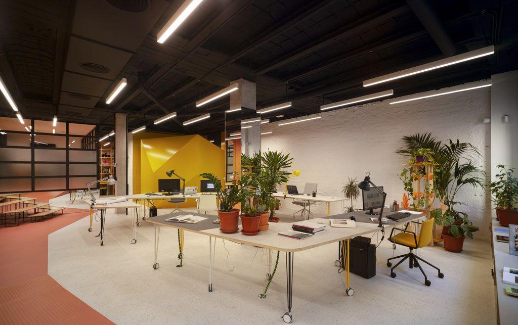 Proyectos de oficinas